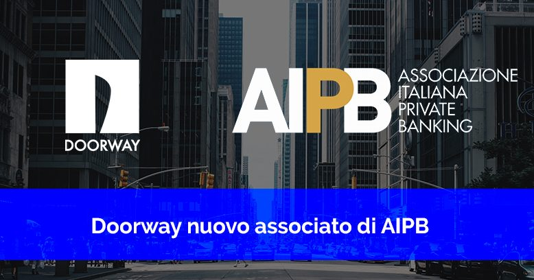 Doorway è nuovo associato di AIPB