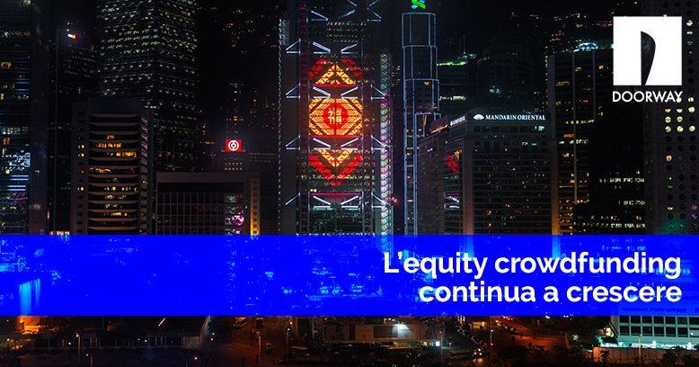 Crescita equity crowdfunding