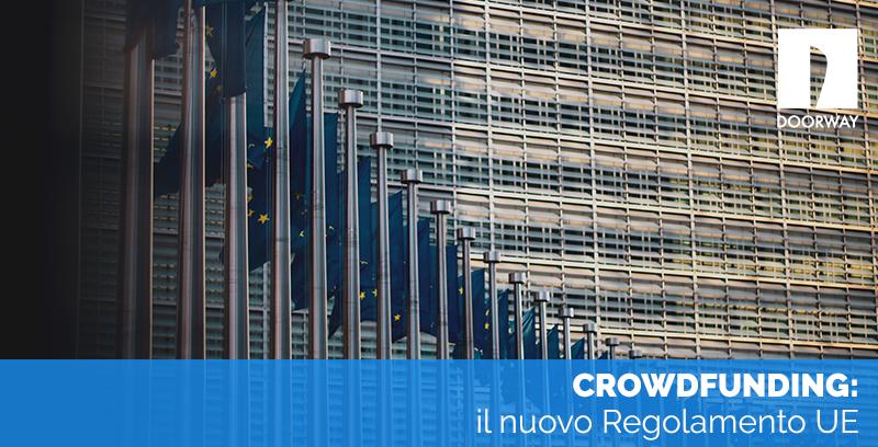 Regolamento europeo crowdfunding