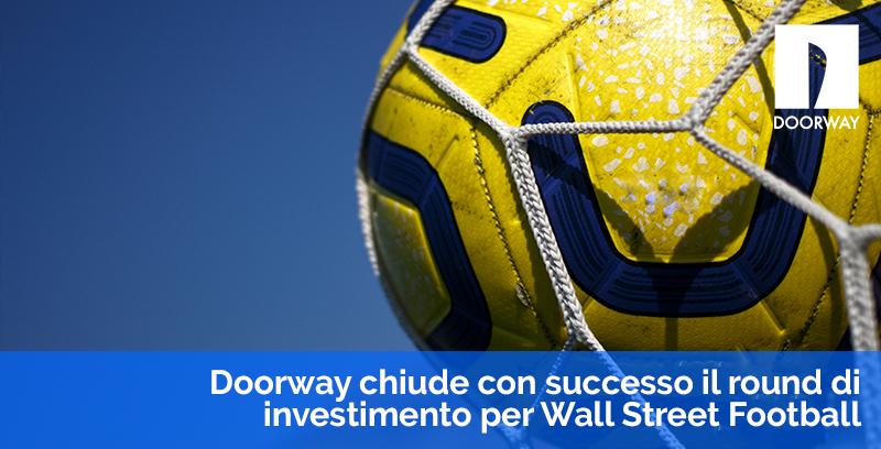 Doorway Wall Street Football