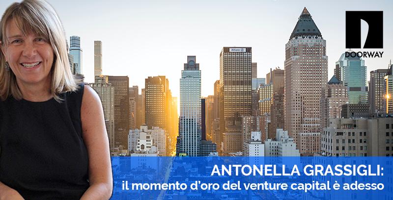 Antonella Grassigli intervista Investire