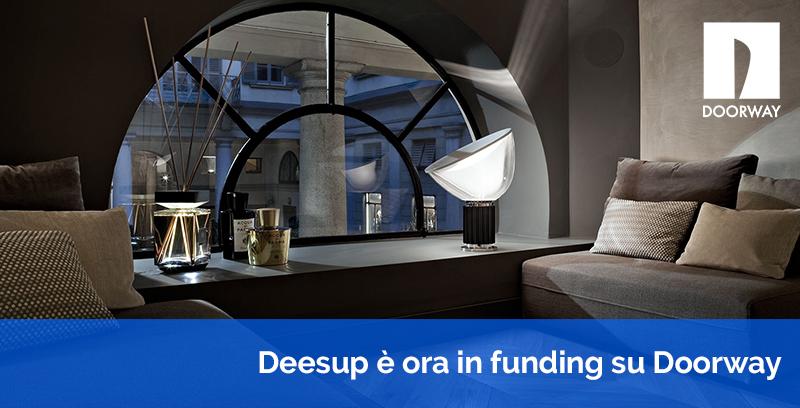Deesup in funding su Doorway