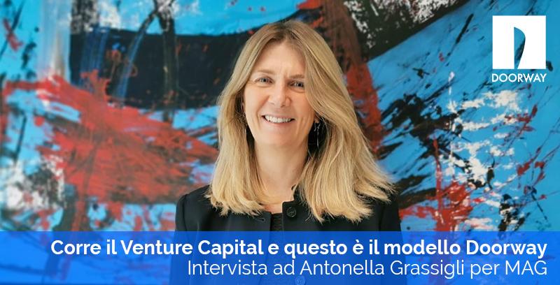 intervista ad Antonella Grassigli per MAG