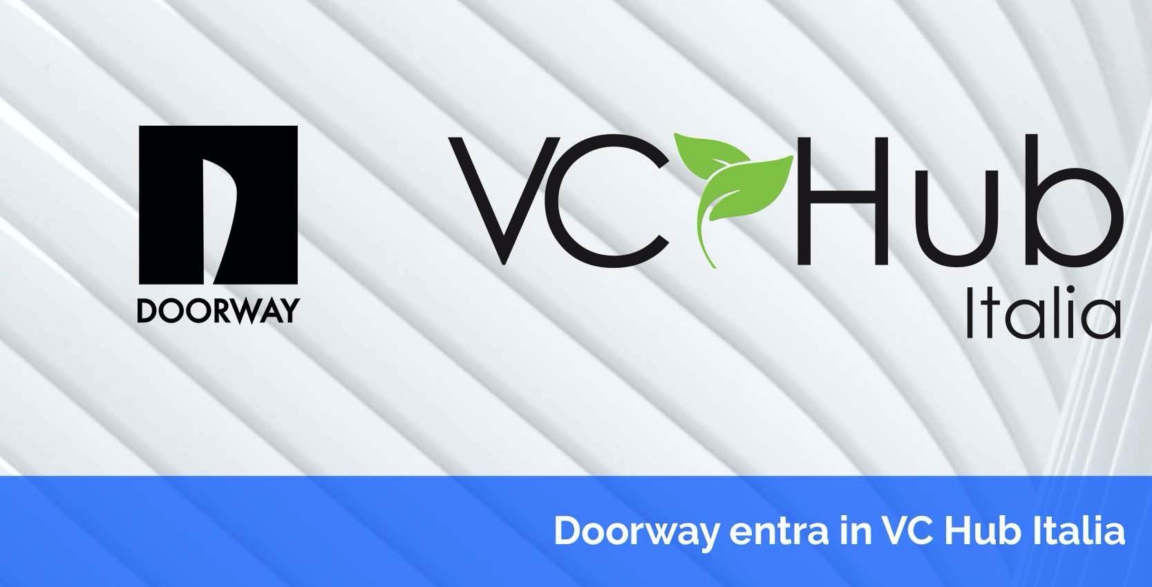 Doorway entra in VC Hub Italia