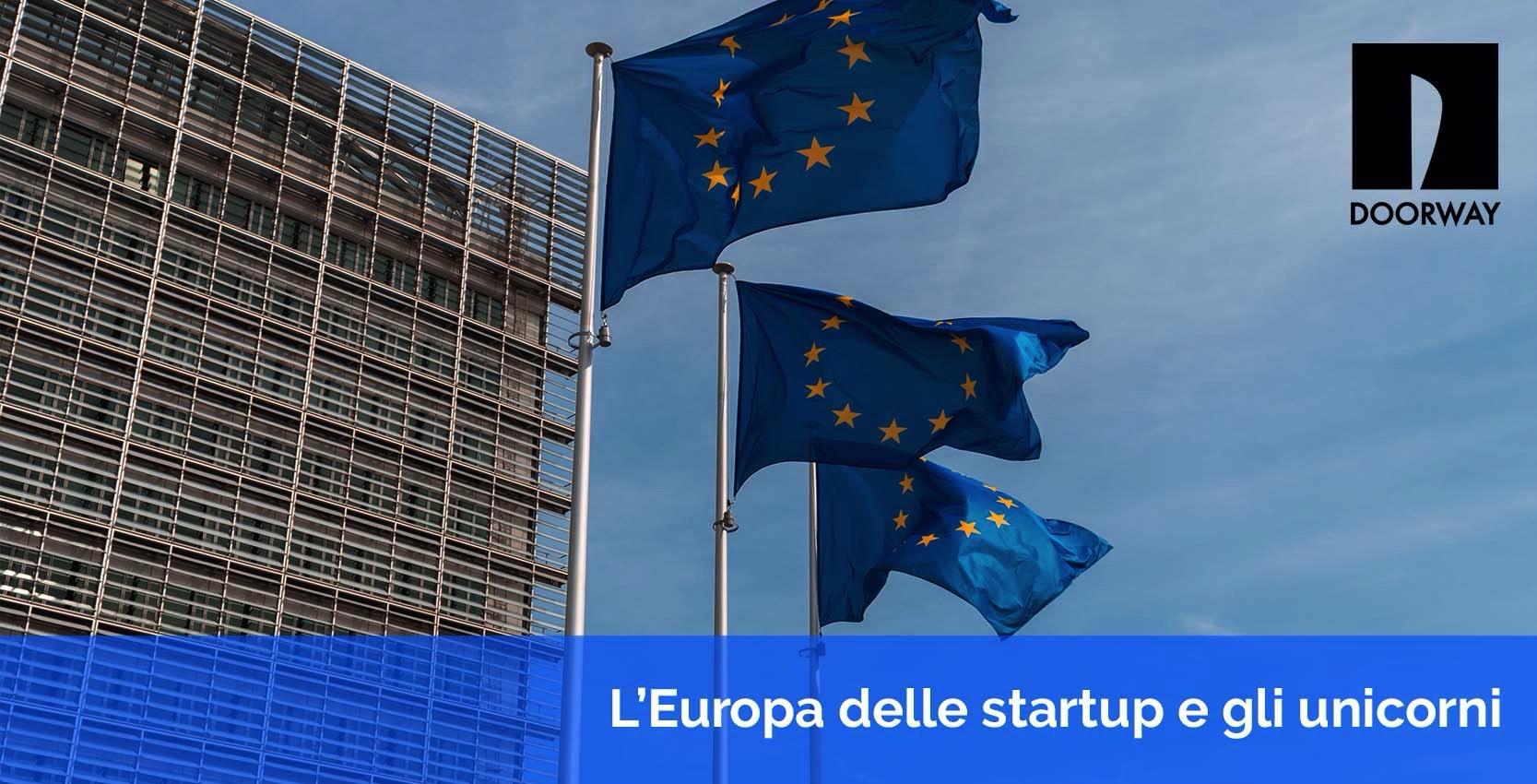 L'Europa delle startup e gli unicorni