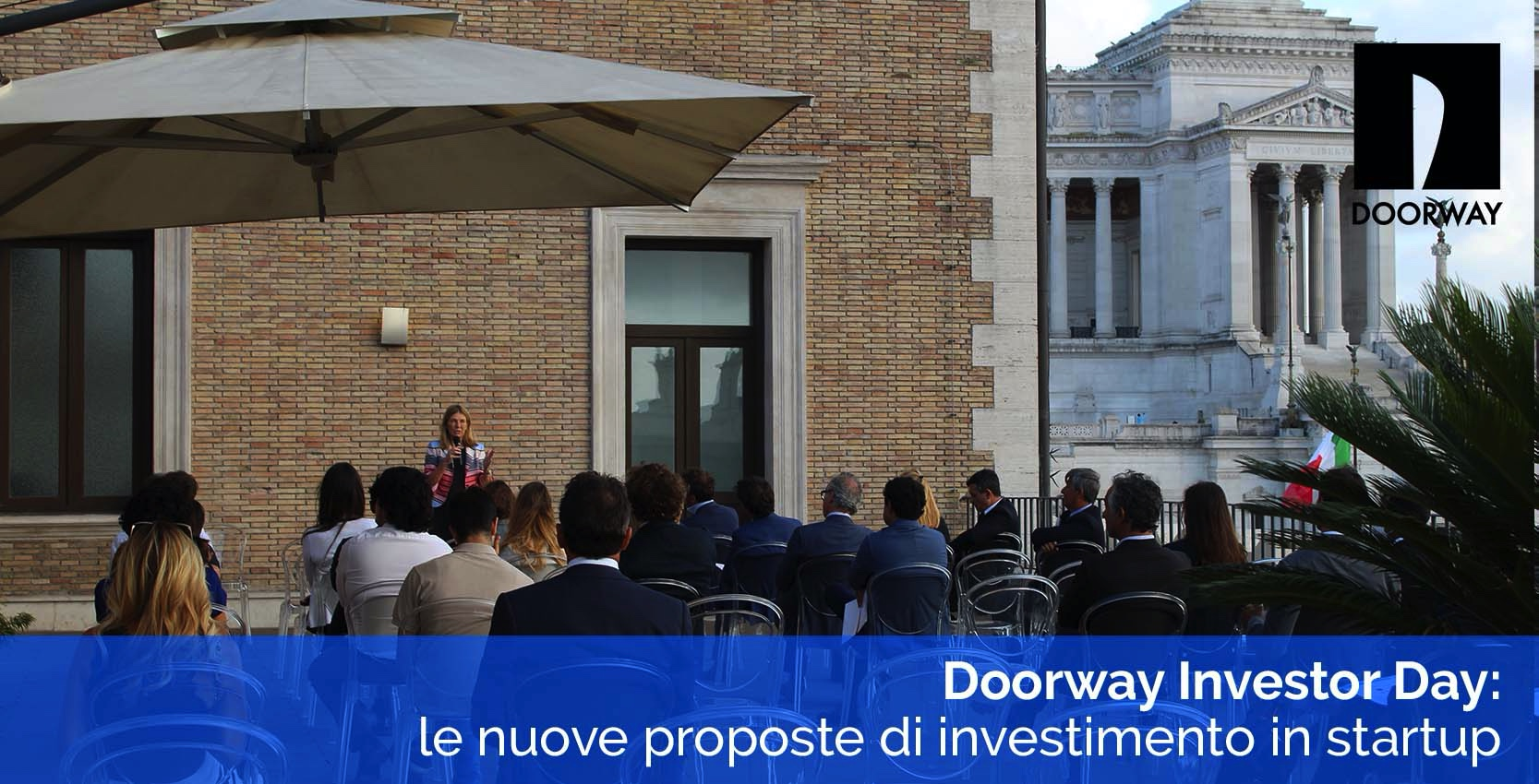 doorway investor day: le nuove proposte di investimento in startup