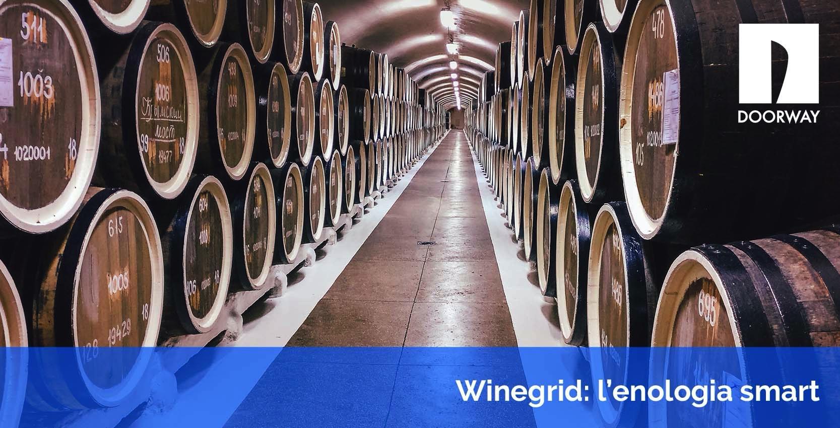 Winegrid: l'enologia smart