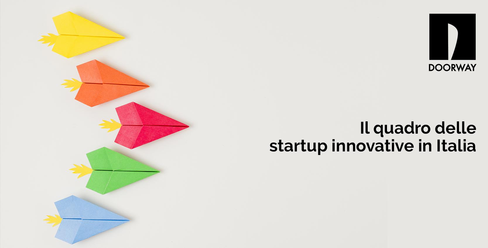 Il quadro dellel startup innovative italiane