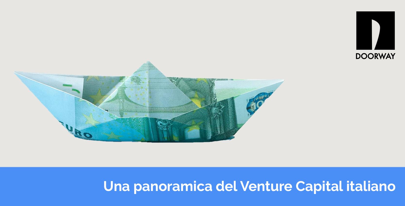 una panoramica del venture captal italiano